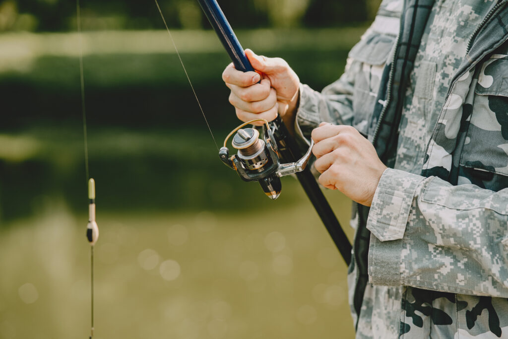 Fishing holidays in East Sussex